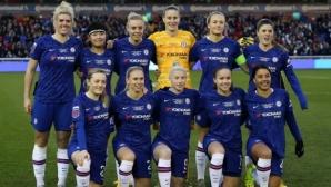 Обявиха Челси за шампион на Англия при жените, Ливърпул изпада