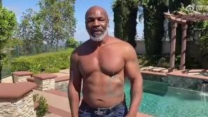 ММА боец: Майк Тайсън е на стероиди