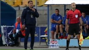 Хубчев: Само прекрасният гол раздели двата отбора