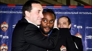 Гинер решава еднолично за завръщането на Вагнер Лав в ЦСКА (М)