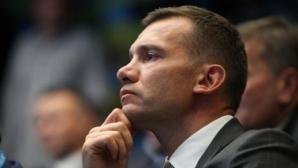 Шевченко подписа нов договор с Украйна
