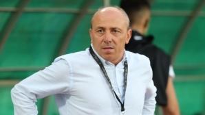 Илиан Илиев: Елементарни грешки ни провалиха, но една загуба няма да развали отбора (видео)