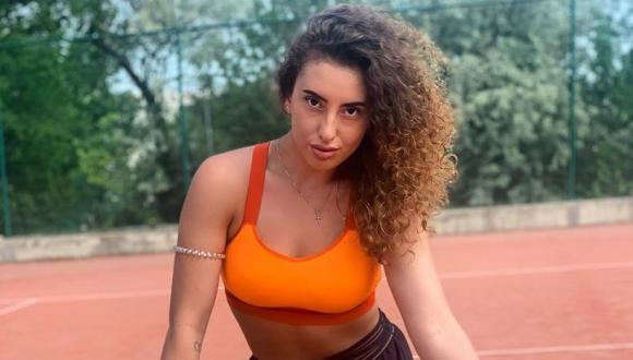 Прекрасни и на тенис корта (снимки)