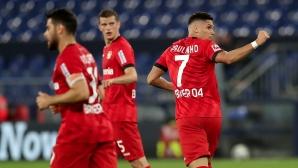 Леверкузен се затвърди като най-късметлийския отбор (видео)
