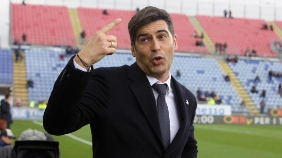 Фонсека: Не сме се отказали от Шампионската лига