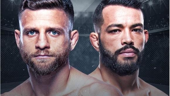 Кейтър срещу Иге на UFC Fight Night 172