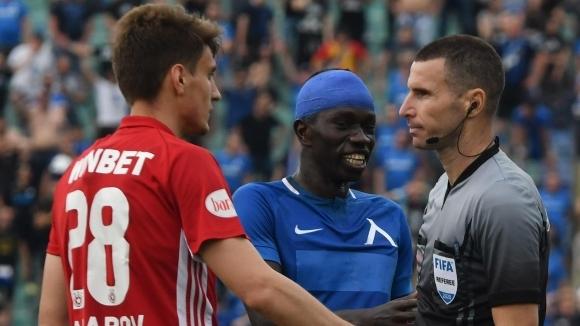 11-те на ЦСКА-София и Левски, по две промени в двата тима