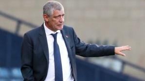 Фернандо Сантош остава селекционер на Португалия до 2024 година