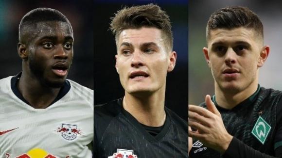 Милан е набелязал трима играчи от Бундеслигата