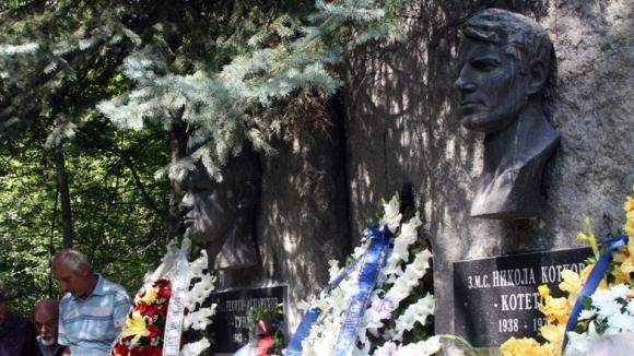 Мемориален комплекс в памет на Никола Котков ще бъде открит в София