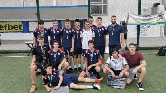 Волейболистите на Стойчев-Казийски спечелиха турнир в София