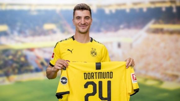Дортмунд официално се похвали с Тома Мюние