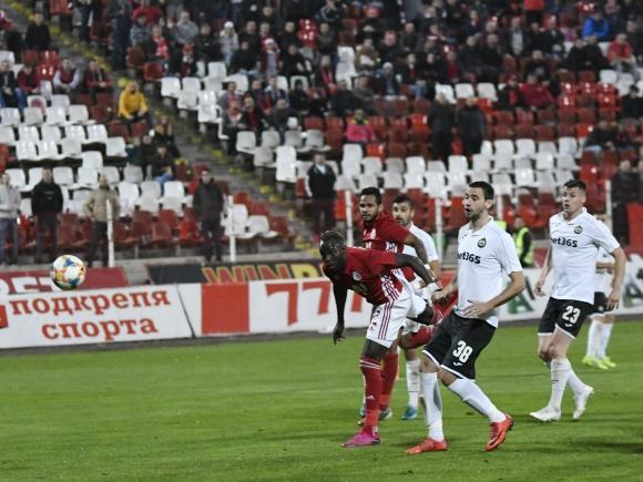 ЦСКА-София излиза срещу Славия в генералната репетиция преди финала