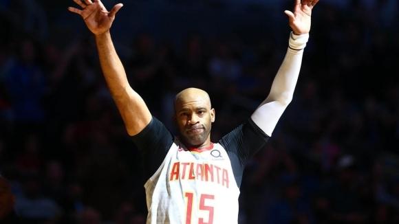 Винс Картър: Не мислех, че ще стигна до НБА, а останах 22 години