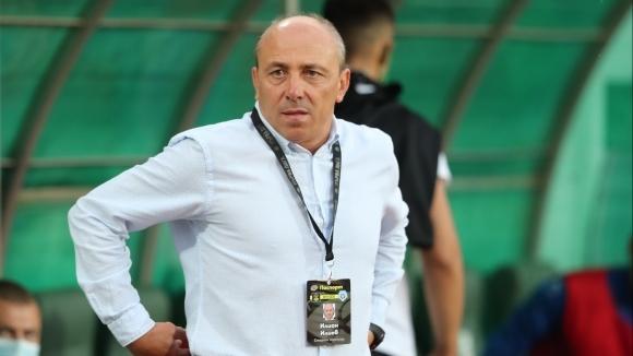 Илиан Илиев: Спарта е перфектното място за Мартин Минчев