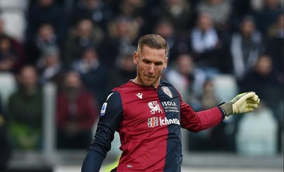 Олсен отказа да остане в Каляри, връща се в Рома