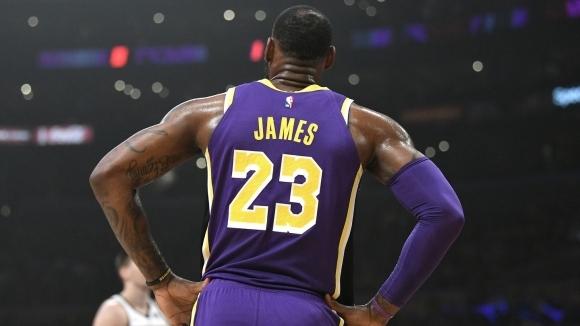 НБА планира промени в екипите на играчите
