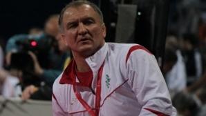 Симеон Щерев и съпругата му също са в болница с COVID-19