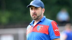 Владимир Димитров: Все още не сме готови за такива мачове (видео)