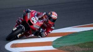 Довициозо на 99% остава в Ducati