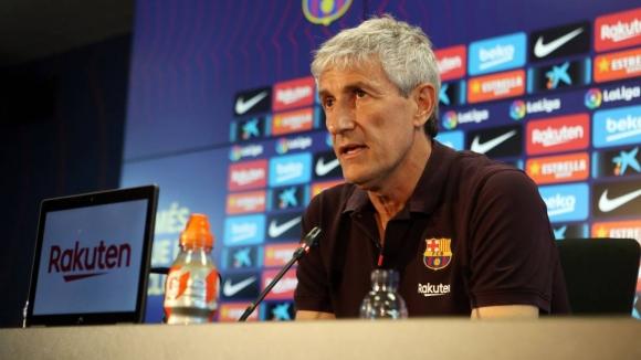 Сетиен: Артур е играч на Барселона и ще се посвети на отбора