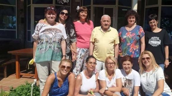 Женският отбор на Добруджа се събра след 30 години