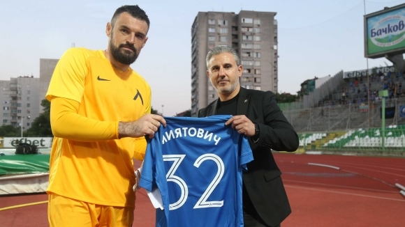 Новият отбор на Миятович приветства черногореца: Идва вратар с опит и солидна физика