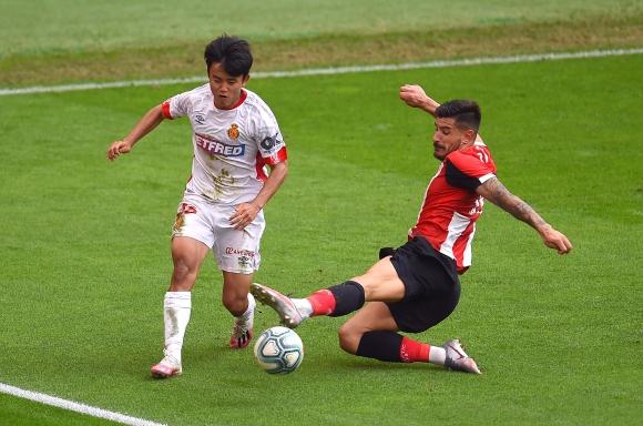 Реал Сосиедад се включва в битката за японски талант
