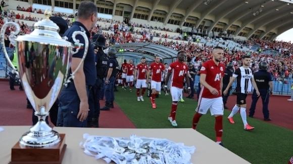 Пенев: Търсиха го и го намериха, Локомотив взе трофея на ходом