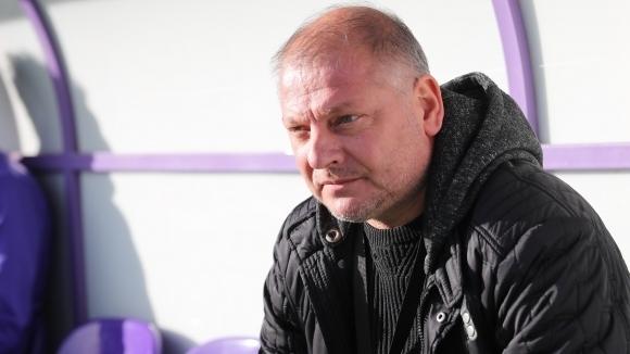 Петко Петков към БФС: Ние сме Етър, а не ФК Призрак