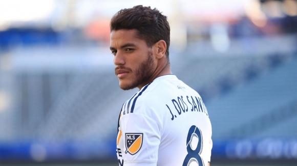 Галакси няма да разчита на Джонатан дос Сантос за MLS is back