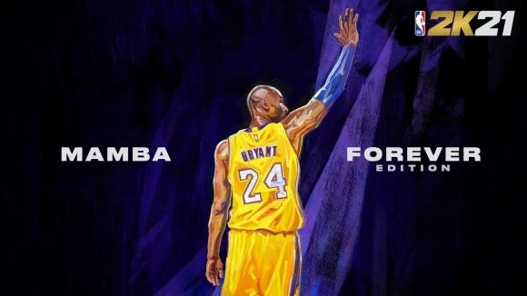 Коби Брайънт с две обложки на NBA 2K21