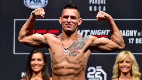 Трети бразилец от UFC 251 с положителна проба за COVID-19