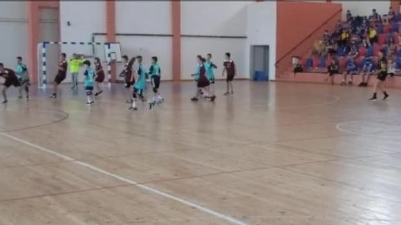 Кубрат домакинства на хандбален турнир за деца