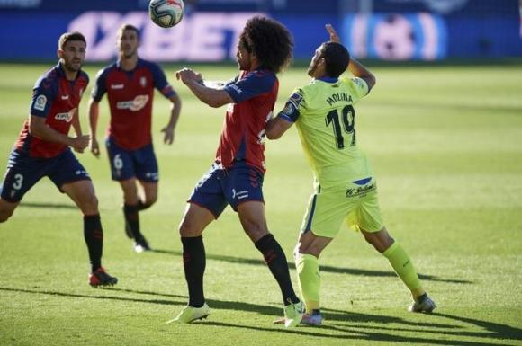 Осасуна и Хетафе се поритаха за 0:0