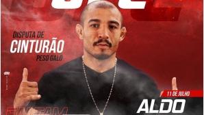 Жозе Алдо е в страхотна форма за UFC 251