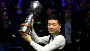 COVID-19: Кои азиатци ще играят на Световното по снукър и кои - не