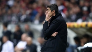 Треньорът на Бенфика е подал оставка