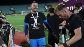 Луков: Гордея се с един от най-големите ми приятели Илко Пиргов (видео)