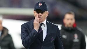 Треньорът на Фиорентина се оплака от грешките в отбрана