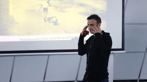 Бербатов: Ако Юнайтед завърши в топ 4, това може да е началото на нещо специално