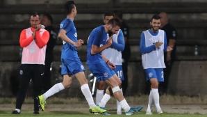 Арда гони първото място във Враца