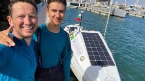 Стефан и Максим Иванови за началото на мисия Neverest: Все едно се учиш да ходиш