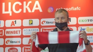 Стамен Белчев: Знам с какво се захващам! Не трябват много приказки, трябва да работим (видео)