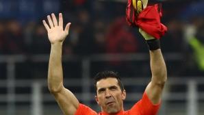 Буфон разкри тайната на футболното си дълголетие
