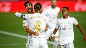 Реал Мадрид никога не е изпускал титлата при такава преднина