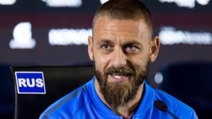 Де Роси става треньор на Фиорентина