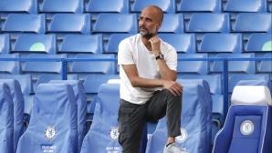 Гуардиола: Уверен съм, че Ман Сити ще играе в Шампионската лига догодина