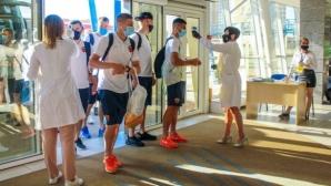 13 футболисти на Металург Запорожие са заразени с коронавирус