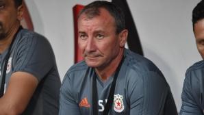 Белчев: Време е да забравим финала и да спечелим последните два мача